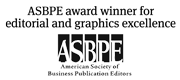ASBPE Award Winner
