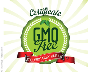 New Government Certification for GMO-Free Foods