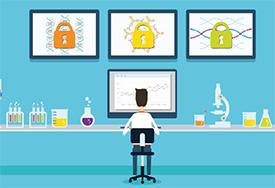 Engineering Defensibility in Food Labs