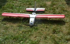 PrecisionHawk Drone (Photo credit: Joanna Schroeder).
