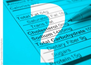 Study Finds Consumers Don't Understand 'Clean Labels'