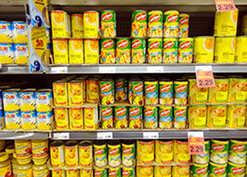 Concerns Raised Over Bpa In Lids Linings Of Canned Foods