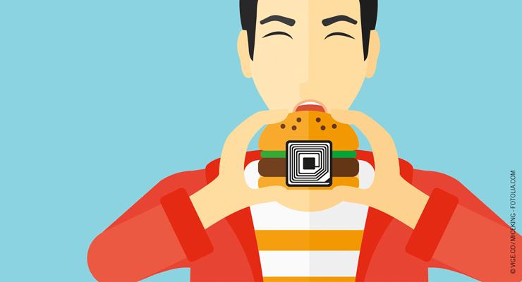 RFID: A Taste of Traceability