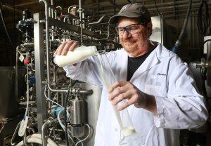 LTST Process Prolongs Shelf Life of Milk