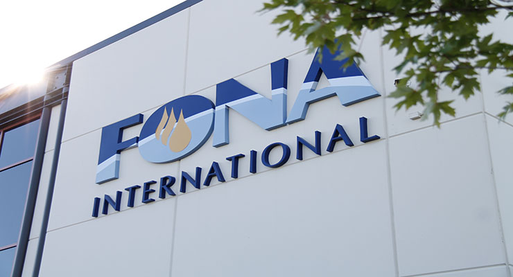 FONA Wins 2016 Food Quality & Safety Award
