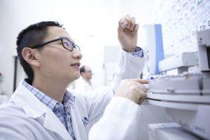 Chin-Ping Su, Senior Research & Innovation Scientist, FONA. (Image Credit: FONA International)