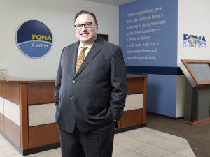 Joseph James Slawek, Chairman & CEO, FONA. (Image Credit: FONA International.)