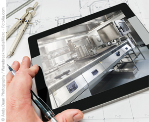 plans for an efficient commercial kitchen food quality safety