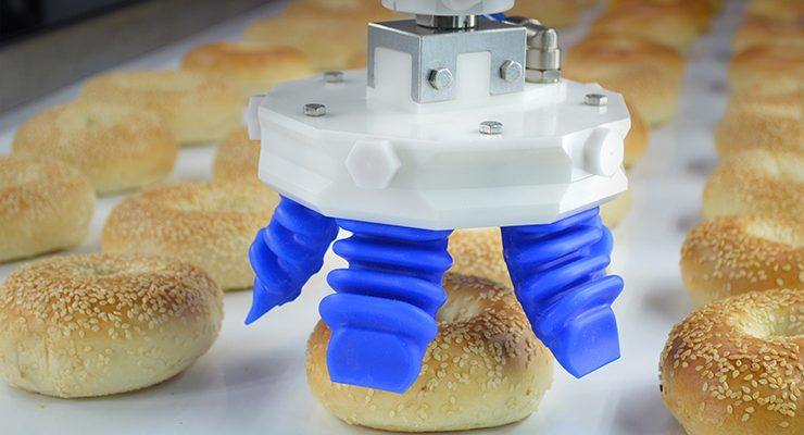 Robots Help Boost Food Chain Productivity