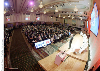 GFSI Conference Focuses on Growing Public-Private