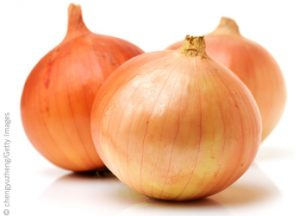 Can the 'Off-Taste' in Cut Onions be Avoided?