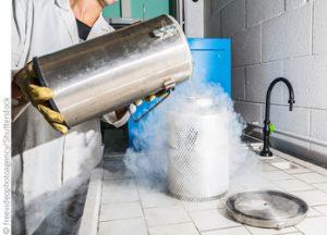 FDA: Don't Consume Products Prepared with Liquid Nitrogen