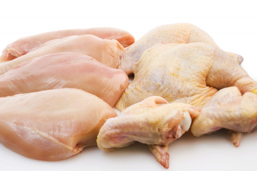 Fresh Chicken Pieces