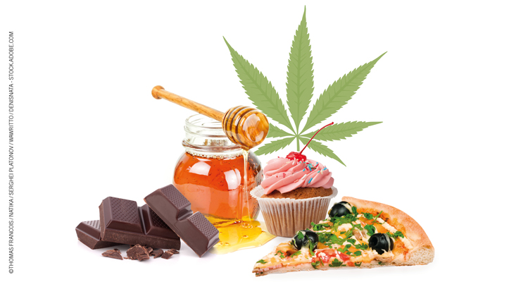 Food Industry High on Edibles