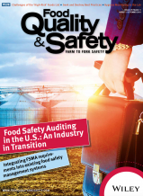 Food Quality & Safety - Farm to Fork Safety
