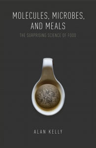 Molecules, Microbes, and Meals book cover