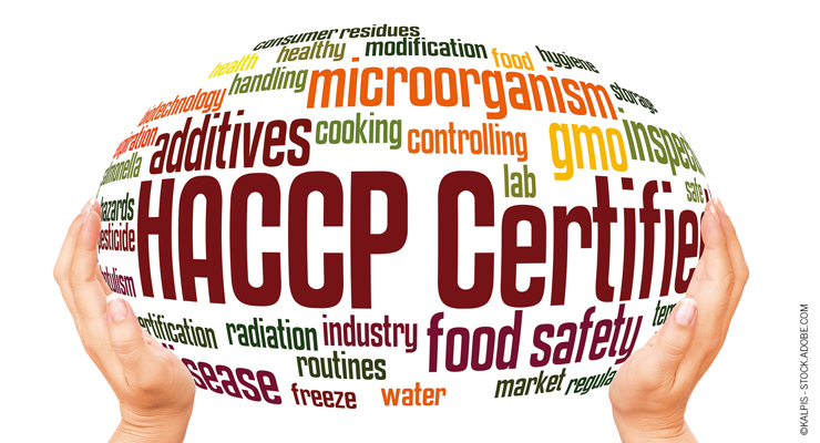 Developing a HACCP Plan