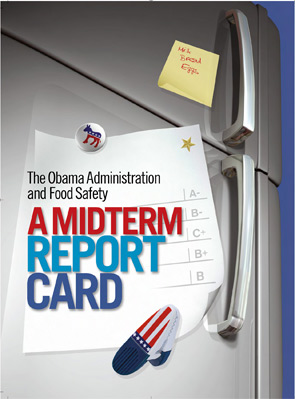 The Obama Administration and Food Safety