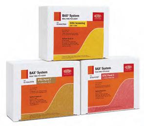 BAX® System STEC Suite