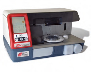 Autoplate® Spiral Plating System–from Advanced Instruments–Intuitive, fast, accurate Bacterial Enumeration