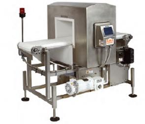 Eriez® Standard Metal Detector Conveyor System