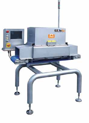 Eriez E-Z Tec XR-Clean X-Ray Inspection System.