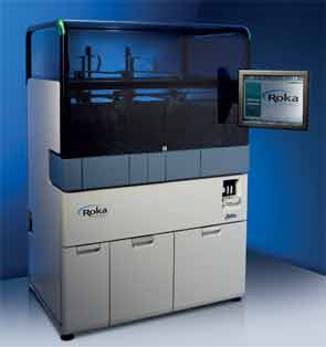 The Atlas® System fully automated molecular pathogen detection system