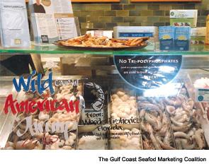 Reducing Seafood Shrinkage