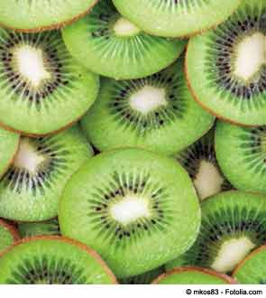 Alternative Sanitizing Methods to Ensure Safety and Quality of Fresh-Cut Kiwifruit
