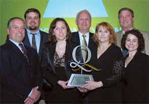 Food Quality Award Recognizes Industry Best Practices