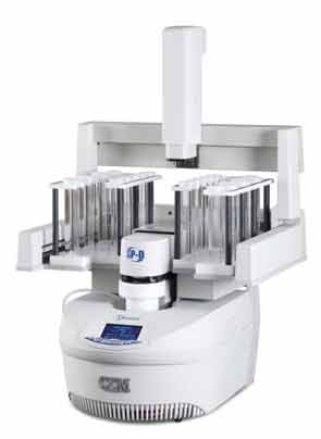 Automated Microwave Digestion System Makes Sample Preparation for Trace Metals Analysis Easy